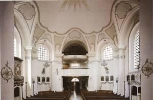 Innenraum St. Rupert Söllhuben