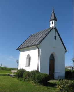 Schwemmreiter Kapelle der Fam. Winkler