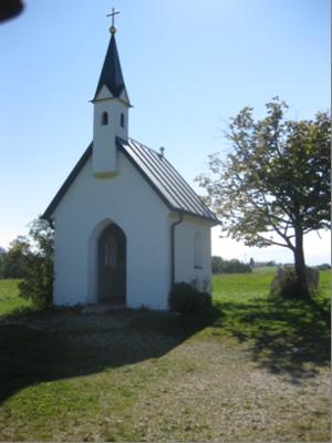 Parnsberger Kapelle der Fam. Bachmann