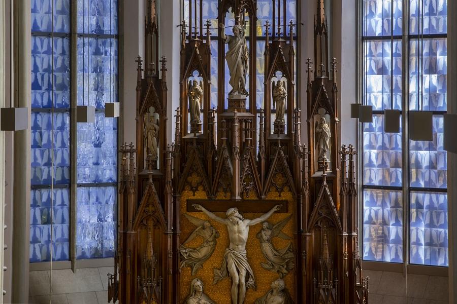 Kirchenfenster Heilig Kreuz Giesing