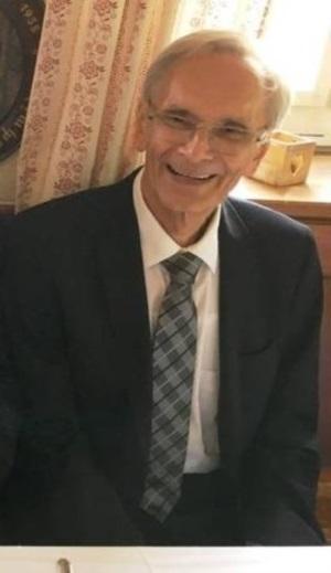 Ruhestandsgeistlicher Geistlicher Rat Herbert Zimmermann