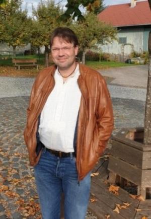 Gemeindereferent Tobias Gaiser