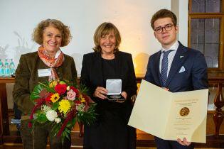 Foto Preisträgerin
