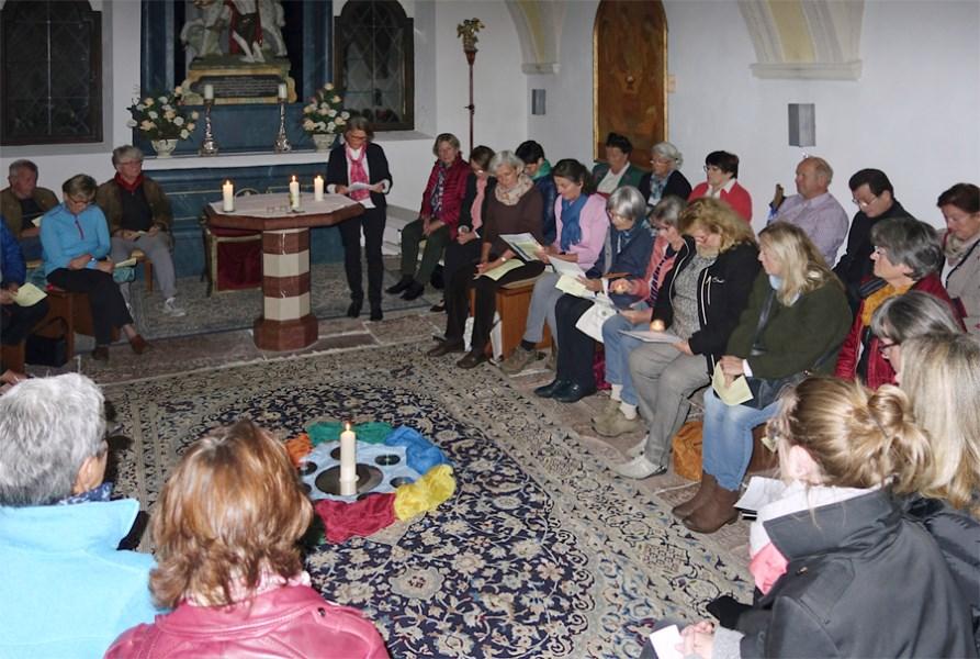 Friedensgebet_2019 Frauenbünde
