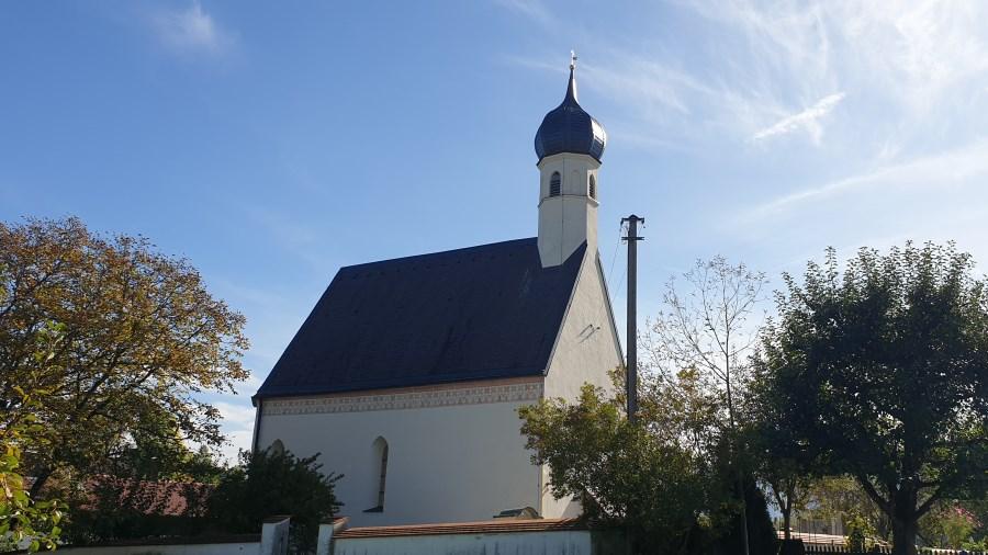 Filialkirche St. Vitus in Gögging.