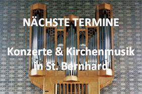 Kirchenmusk St. Bernhard