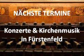 Kirchenmusik in Fürstenfeld