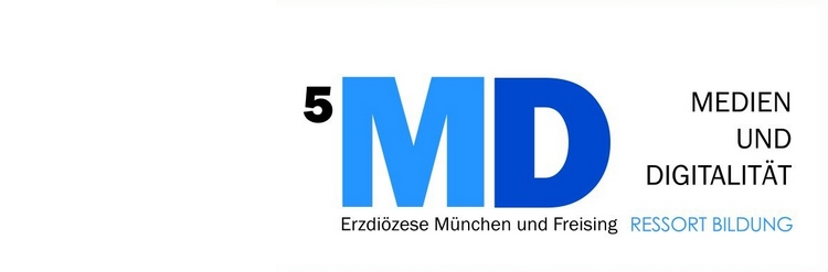 Logo der Fachstelle Medien und Digitalität