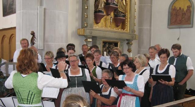 Kirchenchor Riedering
