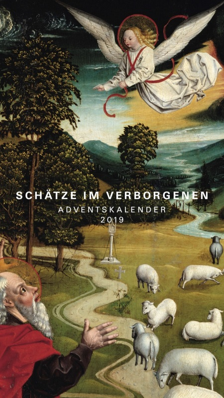 Titelbild Adventskalender 2019 Schätze im Verborgenen