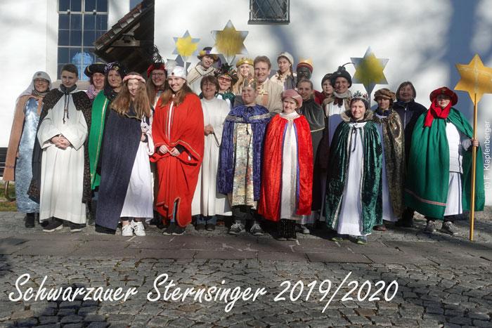 Sternsinger Schwarzau