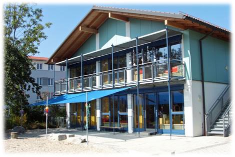 Haus für Kinder und Hort St. Lantpert
