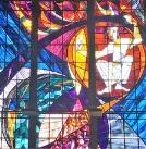Kirchenfenster LP sehr klein