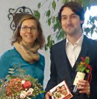 Christian Suttner und Veronika Hilger