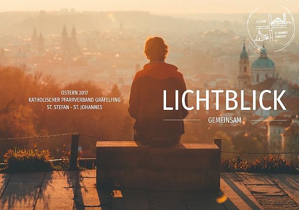 Titelbild der ersten Ausgabe des Lichtblick