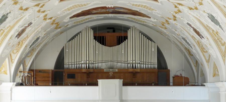 Orgelempore St. Ägidius