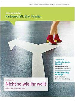 Titel neue gespräche Partnerschaft Ehe Familie 4/2019