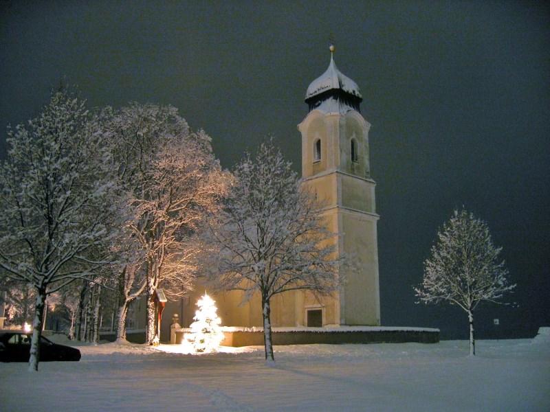 St.Leonhard im Winter