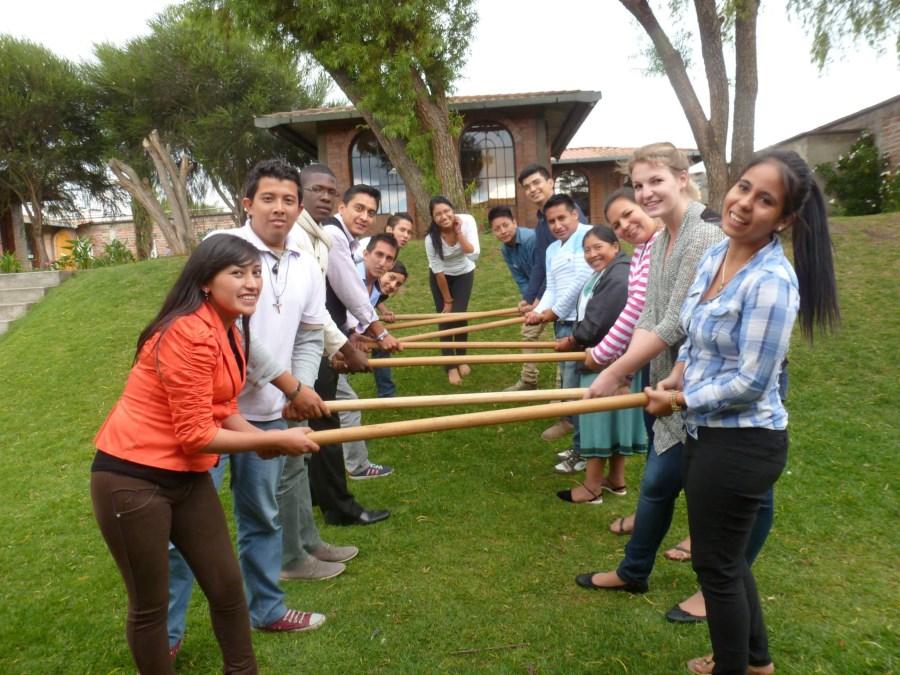 Jugendarbeit in Ecuador