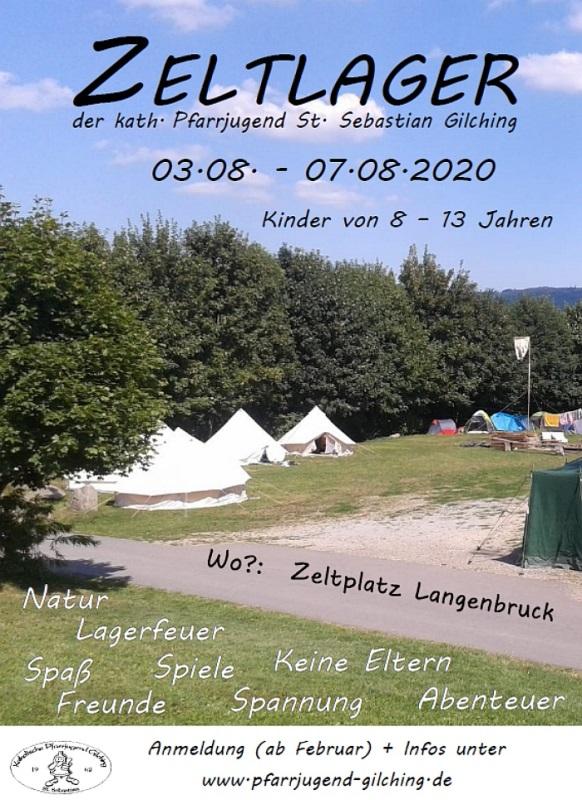 PlakatZeltlager2020