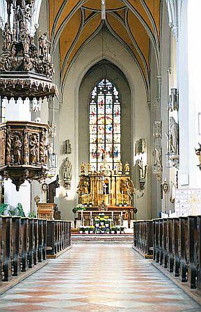 Sankt Jakob in Wasserburg am Inn