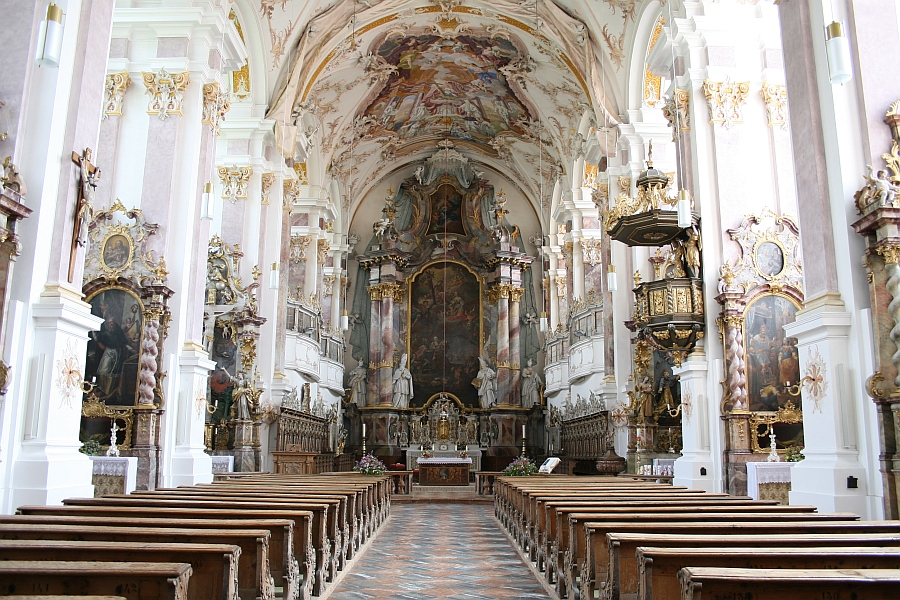 Kirchenschiff quer