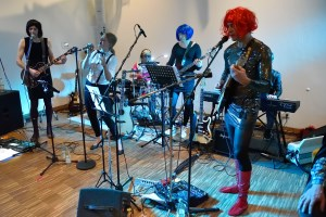 Band Fasching