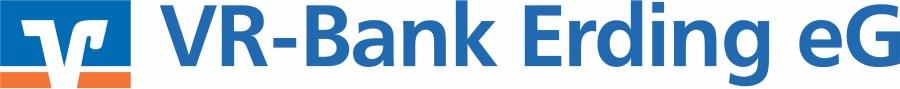 Firmenlogo der VR-Bank Erding eG