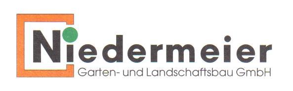 Firmenlogo Niedermeier Garten- und Landschaftsbau GmbH