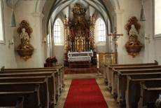 St. Margaret innen