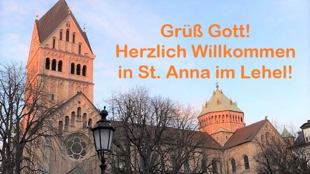 St. Anna seitlich beschriftet