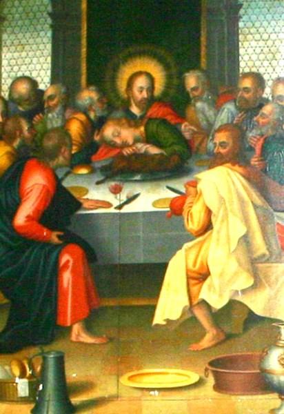 Jesu letztes Abendmahl