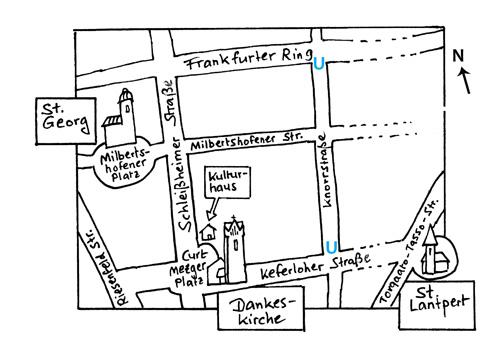 St Lantpert Karte