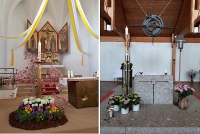 Fotos aus St. Konrad und St. Bonifatius