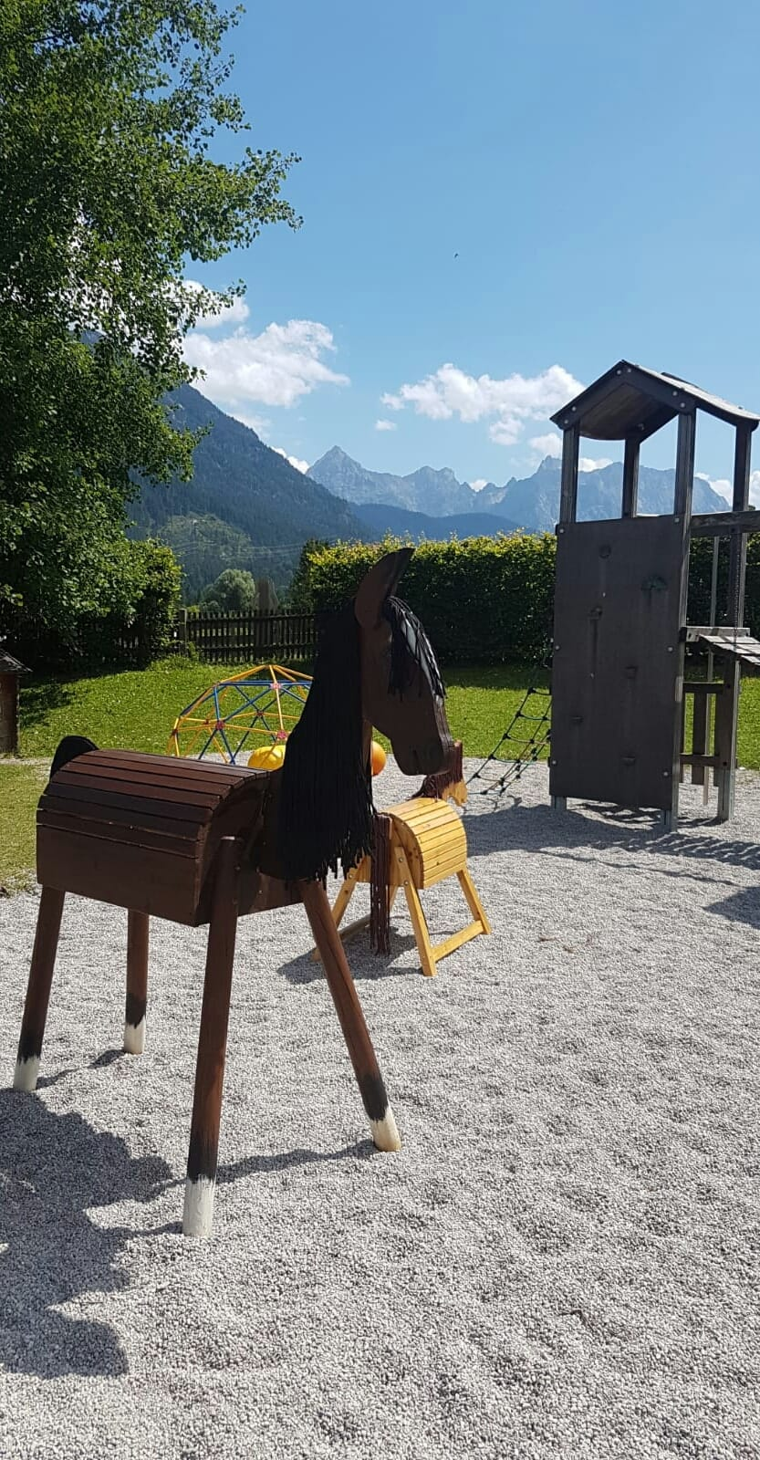 Kindergarten Pferde