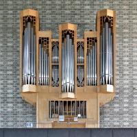 Schingnitz - Orgel in St. Bernhard