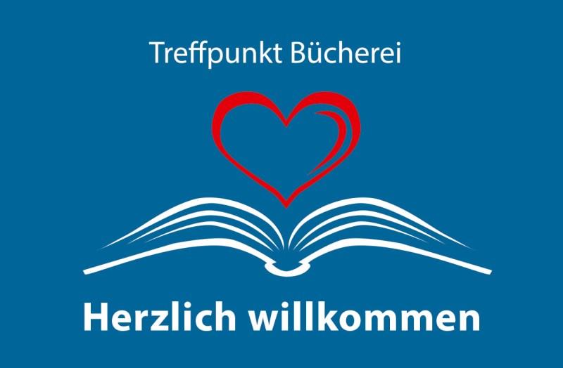 Treffpunkt Bücherei - Herzlich willkommen