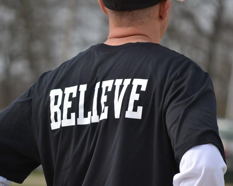 Glauben believe