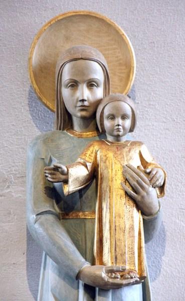 Maria Kind Jesus