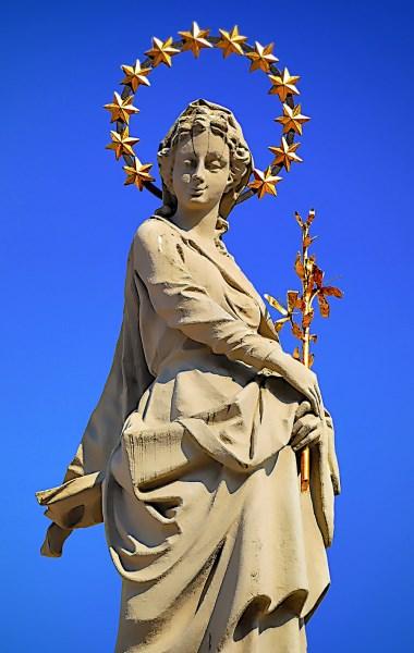Maria Unbefleckte Empfängnis Immaculata