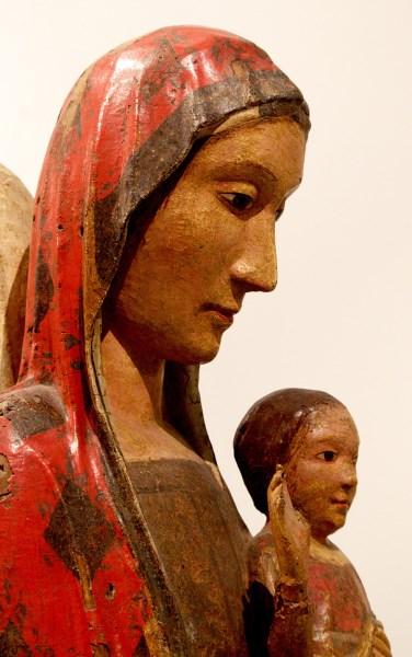 Maria Kind Madonna laquila Italien