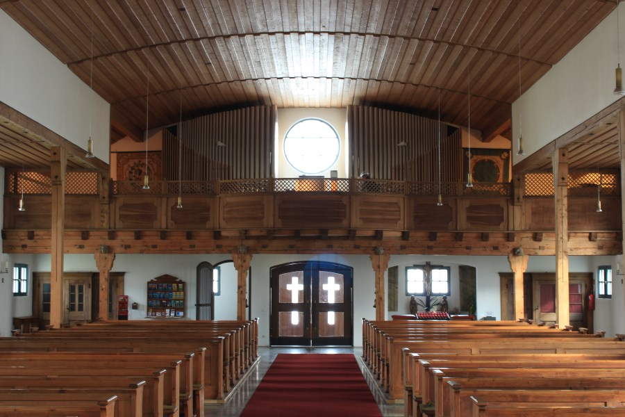 Orgel vinz