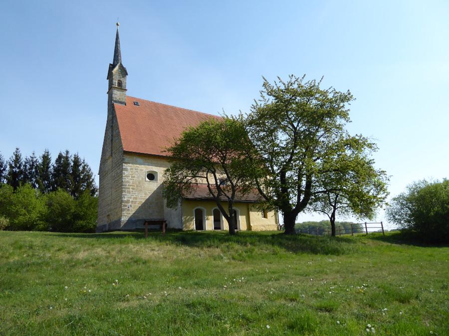 Kirche St. Coloman von außen