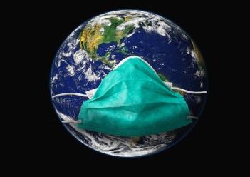 Mund-Nasen-Schutz für die Welt