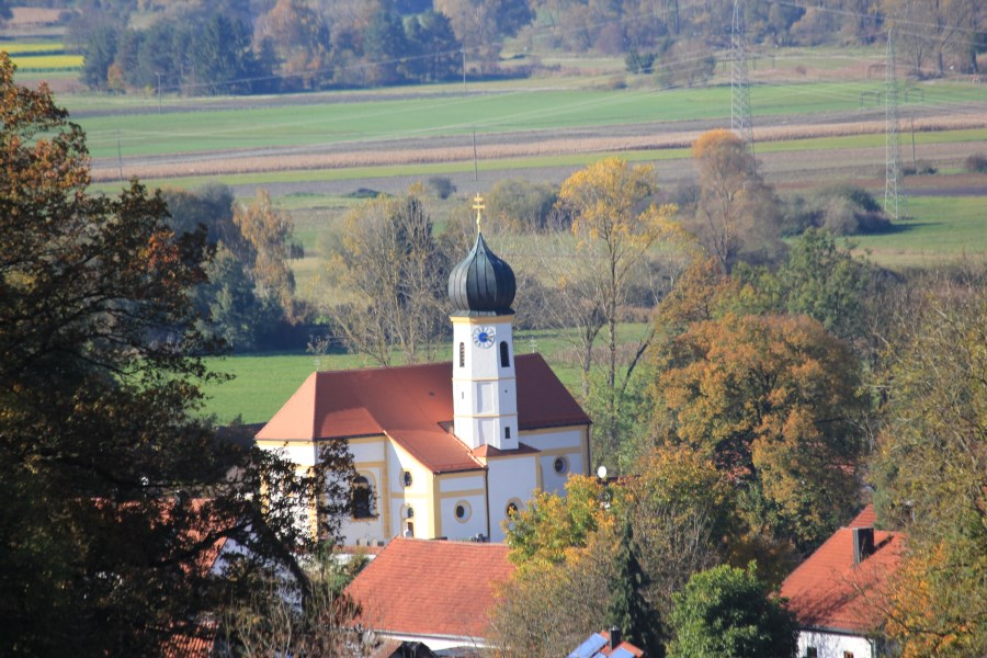 Pfarrkirche St. Laurentius Haindlfing