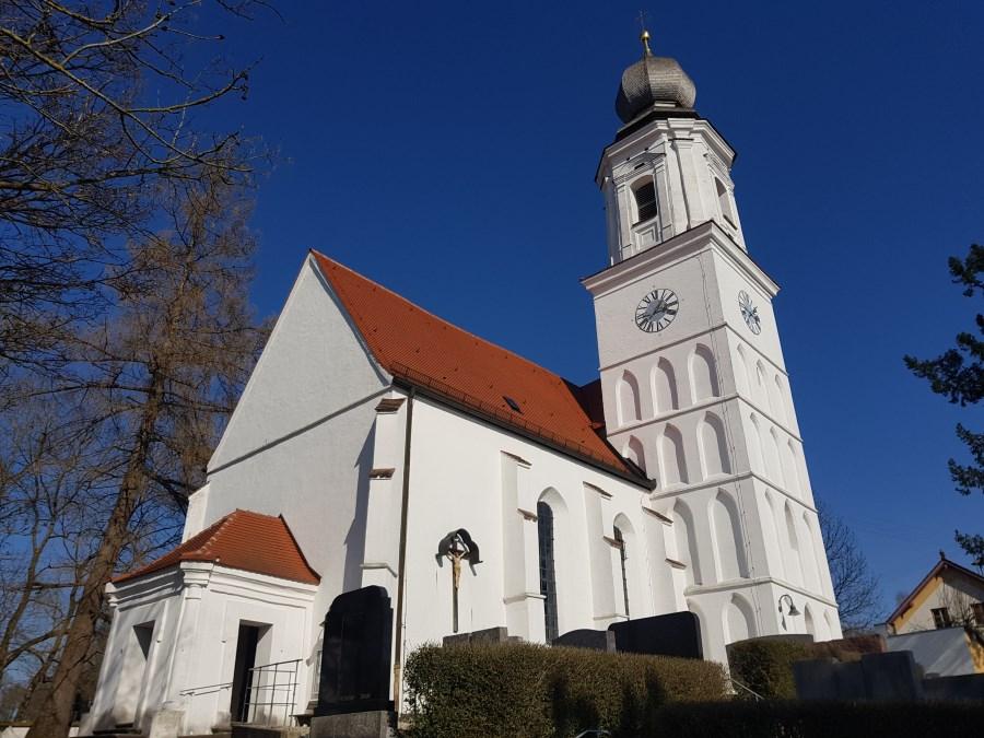 Pfarrkirche Tüntenhausen-St. Michael
