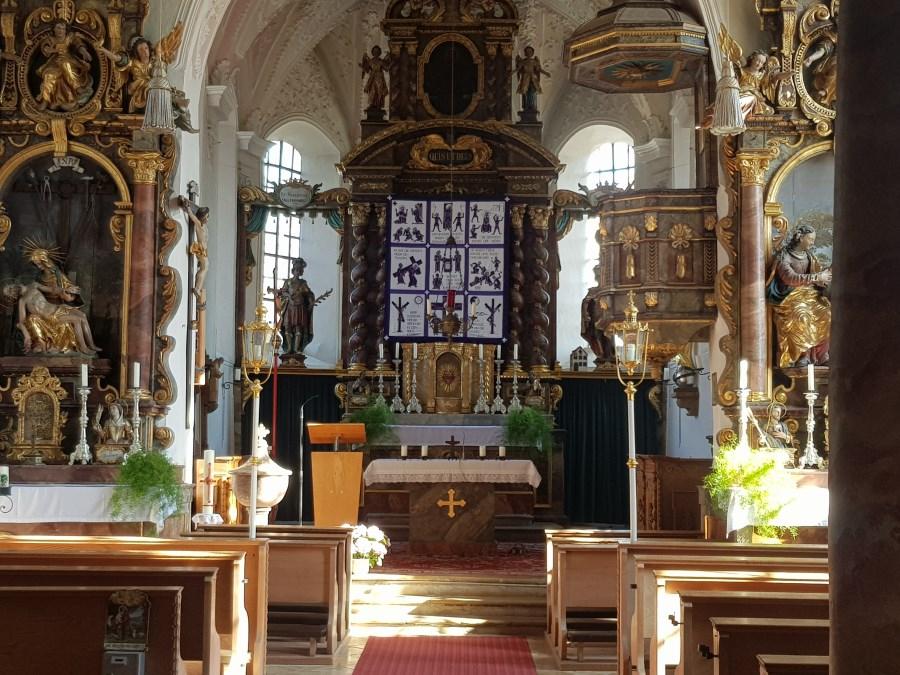 Kirche Tüntenhausen-St. Michael