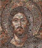 jesus mosaik