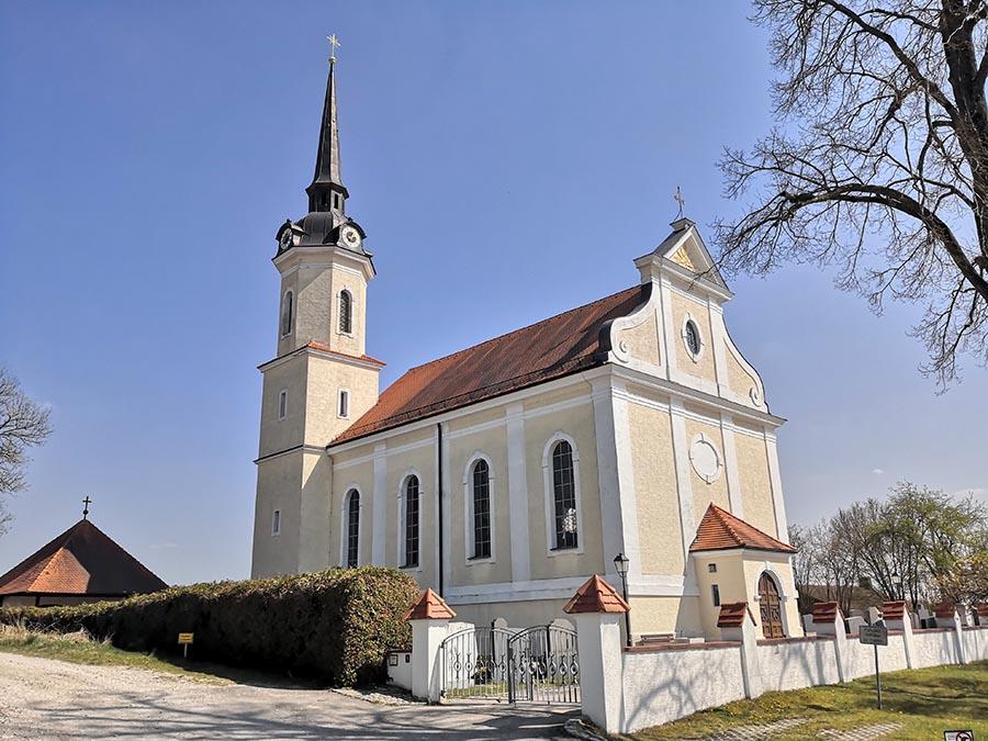 Bild Pfarrkirche Inning am Holz