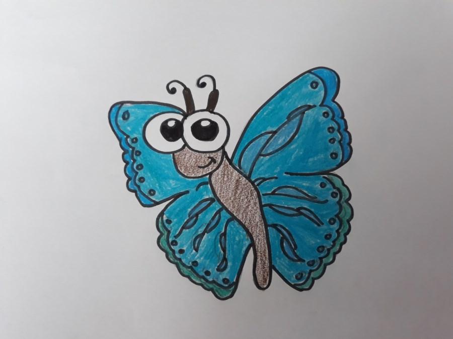 Schmetterlinge Neu